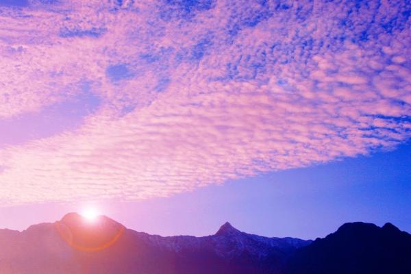 11玉山國家公園     品雪與雲海之美