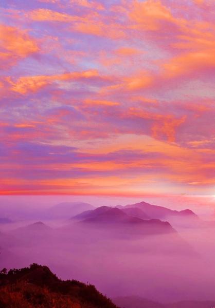 4二延平雲瀑