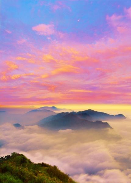 9二延平雲瀑