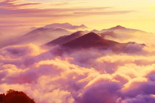 6二延平雲瀑