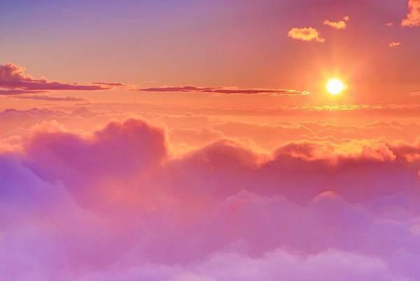 12賞隙頂二延平    雲霧潤蒸之美一