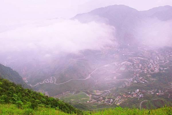 1九份山嵐氤氳雨潤之美