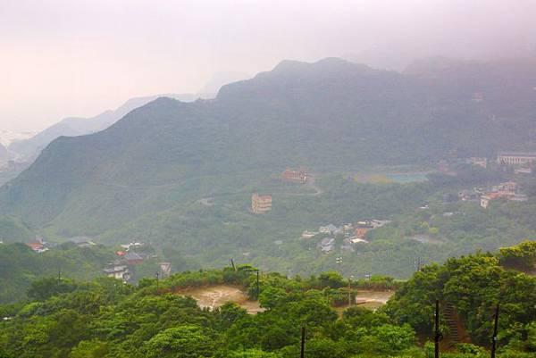15九份山嵐氤氳雨潤之美
