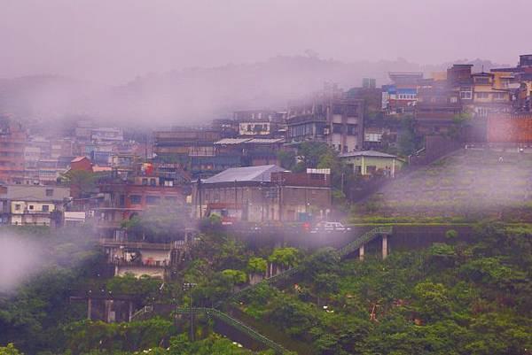 13九份山嵐氤氳雨潤之美