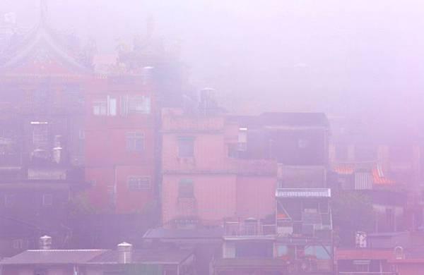 11九份山嵐氤氳雨潤之美
