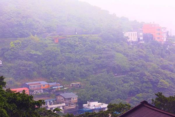 10九份山嵐氤氳雨潤之美