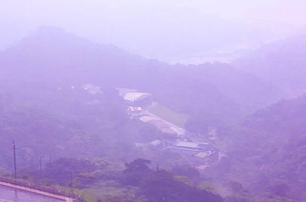 6九份山嵐氤氳雨潤之美