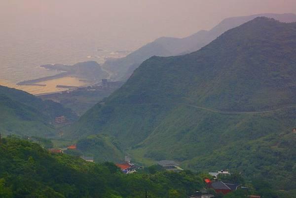 8九份山嵐氤氳雨潤之美