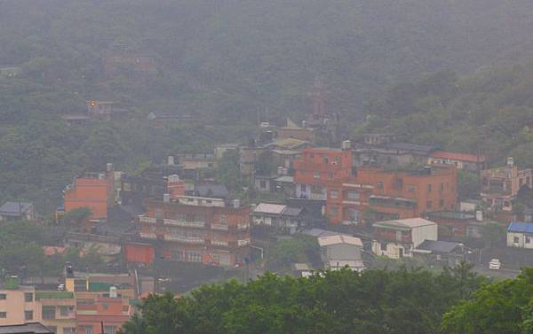 17九份山嵐氤氳雨潤之美