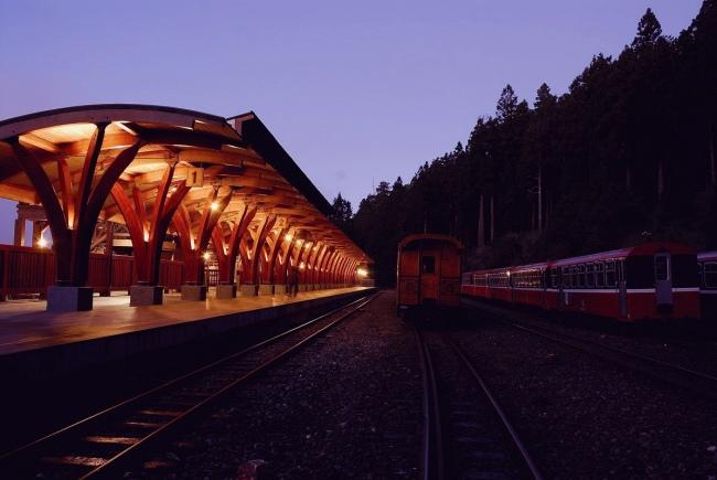 7 觀光森林火車  五