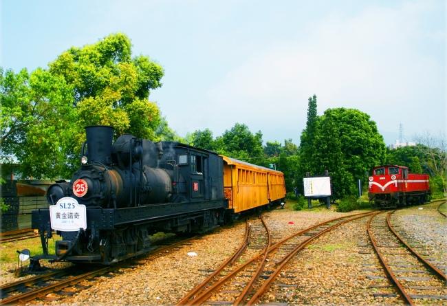10觀光森林火車  五
