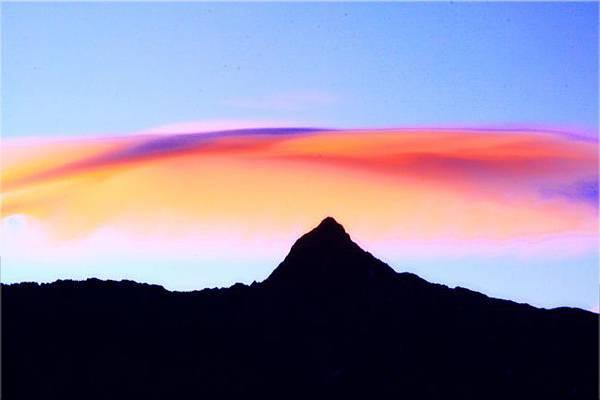 3玉山日出之美