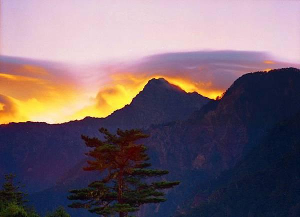 7玉山日出之美