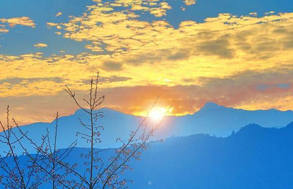 16玉山日出之美