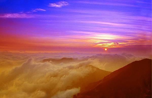 1雲海的絕妙   七