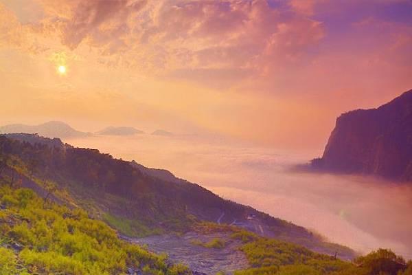 17雲海的絕妙   七