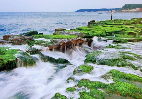 7老梅石槽碧綠的精靈