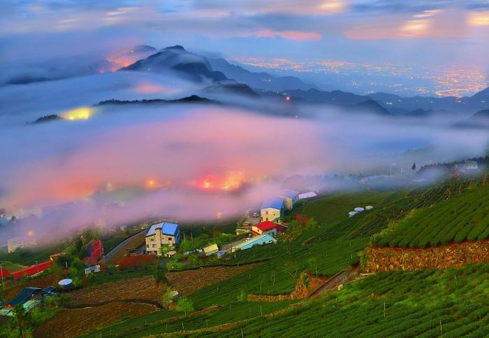 6對台灣山水美的情懷