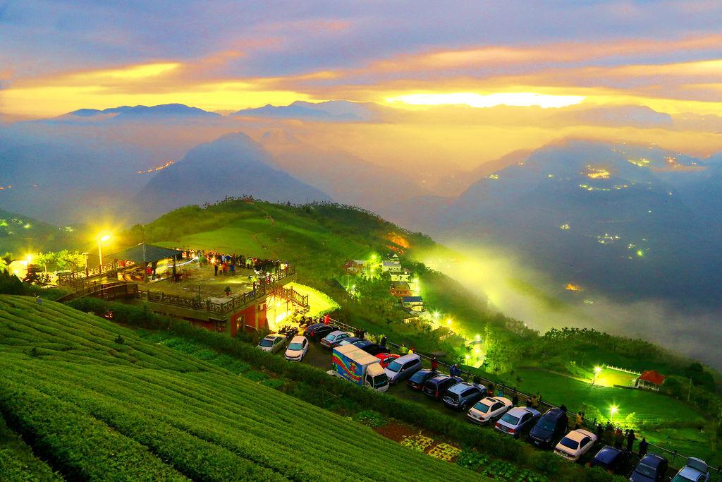 7對台灣山水美的情懷