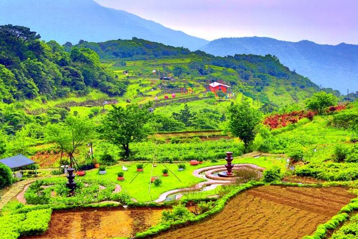 14對台灣山水美的情懷