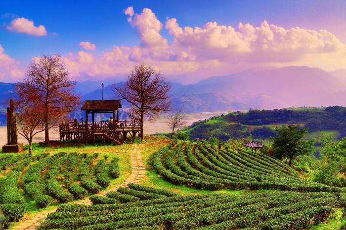 17對台灣山水美的情懷