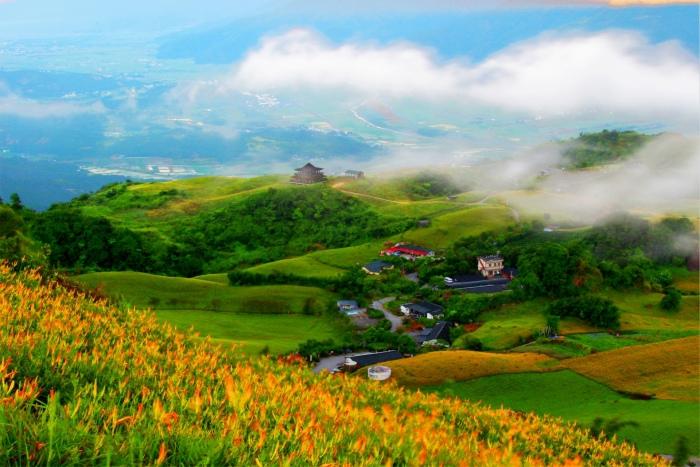 4對台灣山水美的情懷