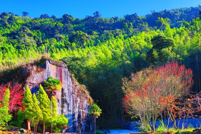 8對台灣山水美的情懷
