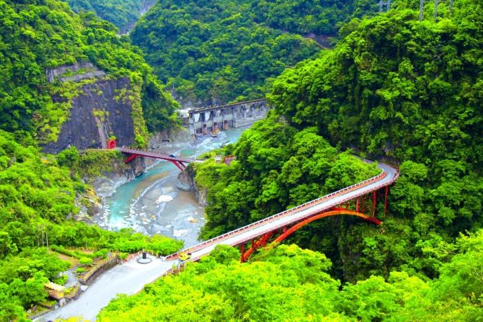 19對台灣山水美的情懷