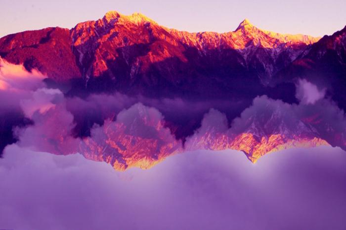 20對台灣山水美的情懷