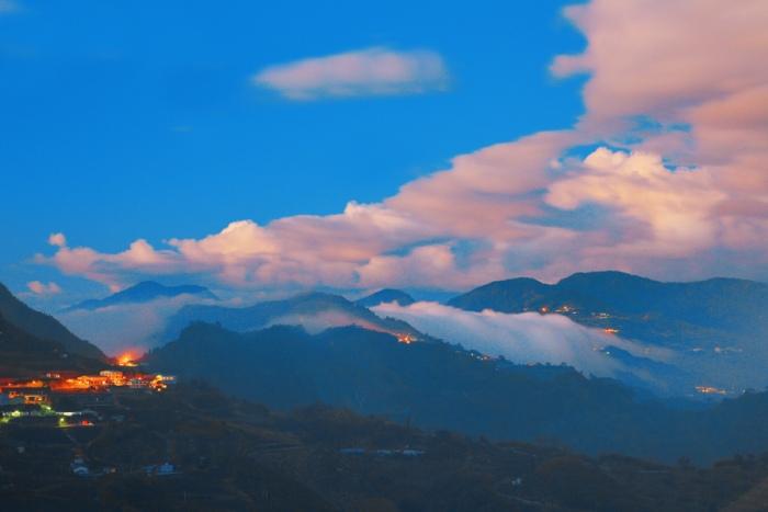 5對台灣山水美的情懷
