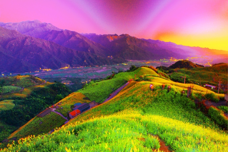 1六十石山之美