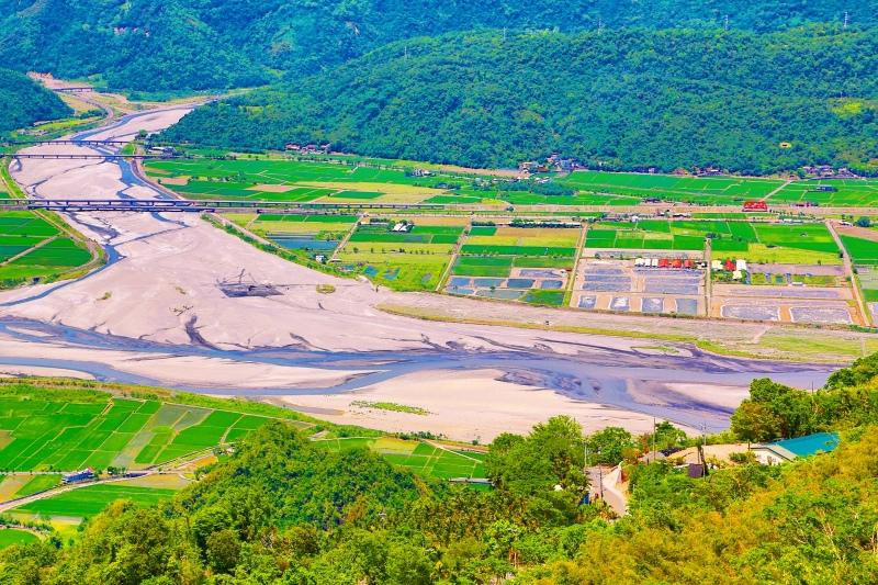 4花東縱谷田園景觀之美