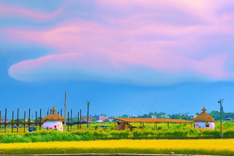6花東縱谷田園景觀之美