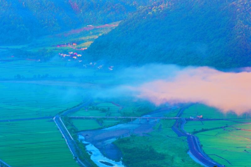 14花東縱谷田園景觀之美