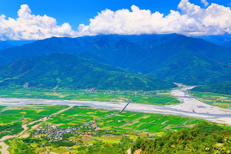 16花東縱谷田園景觀之美