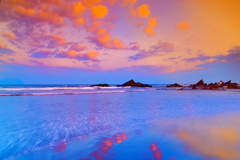 4宜蘭外澳海岸之美