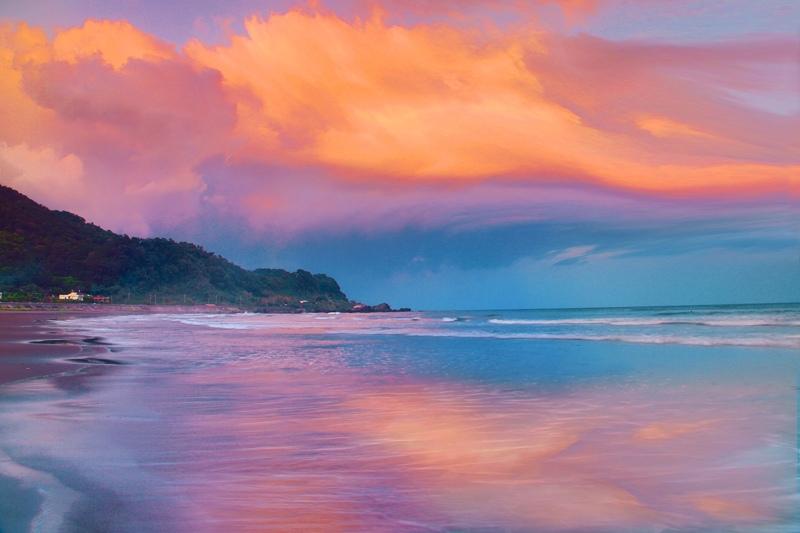 2宜蘭外澳海岸之美