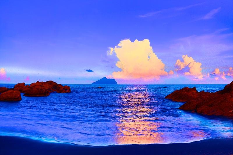 5宜蘭外澳海岸之美