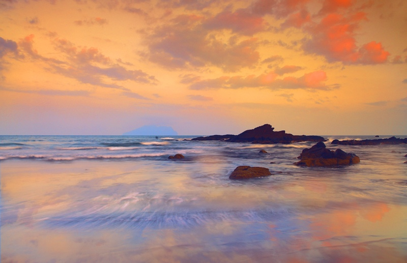 3宜蘭外澳海岸之美