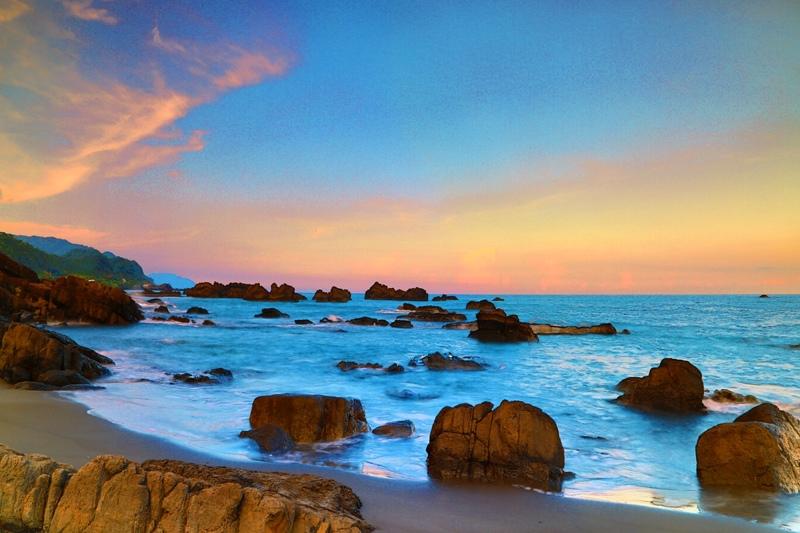 6宜蘭外澳海岸之美