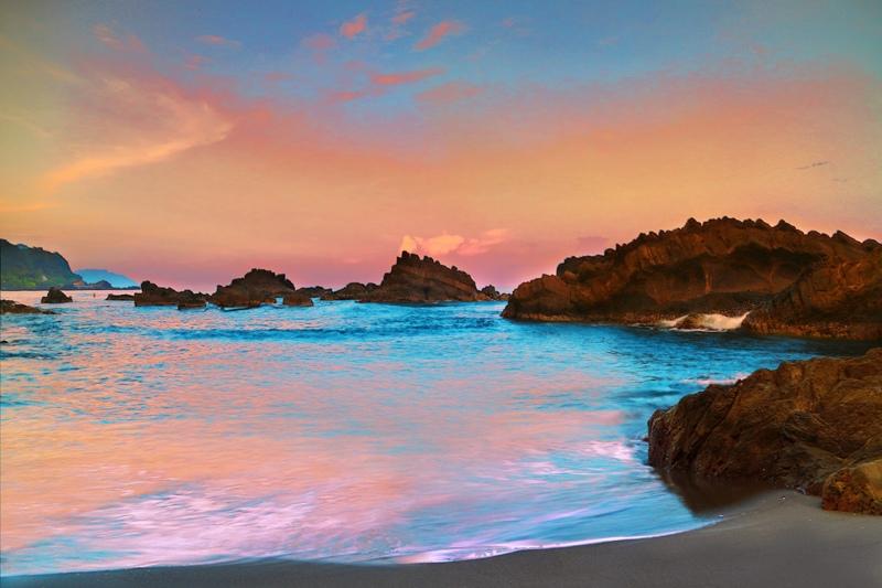 7宜蘭外澳海岸之美