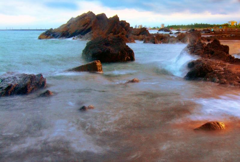 11宜蘭外澳海岸之美