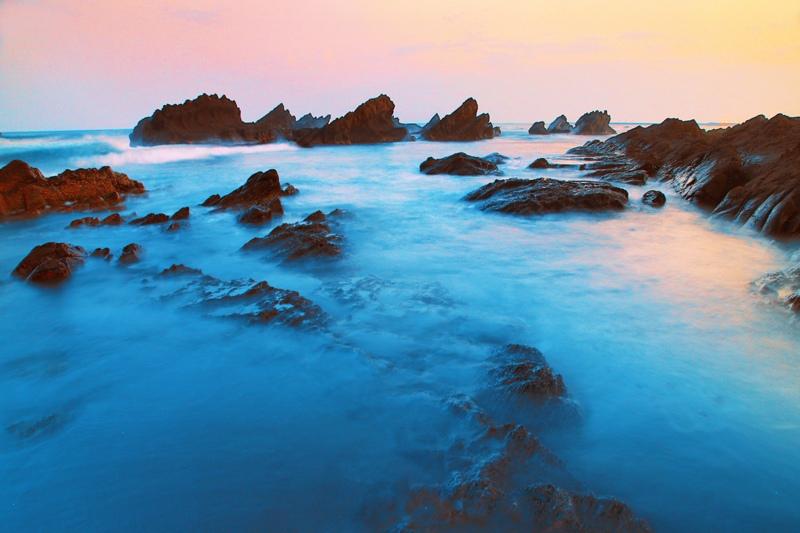 15宜蘭外澳海岸之美
