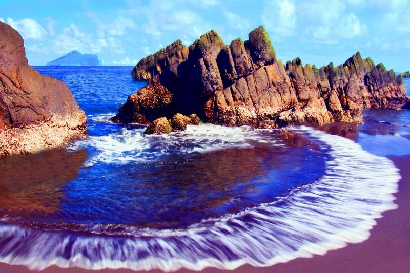 20宜蘭外澳海岸之美