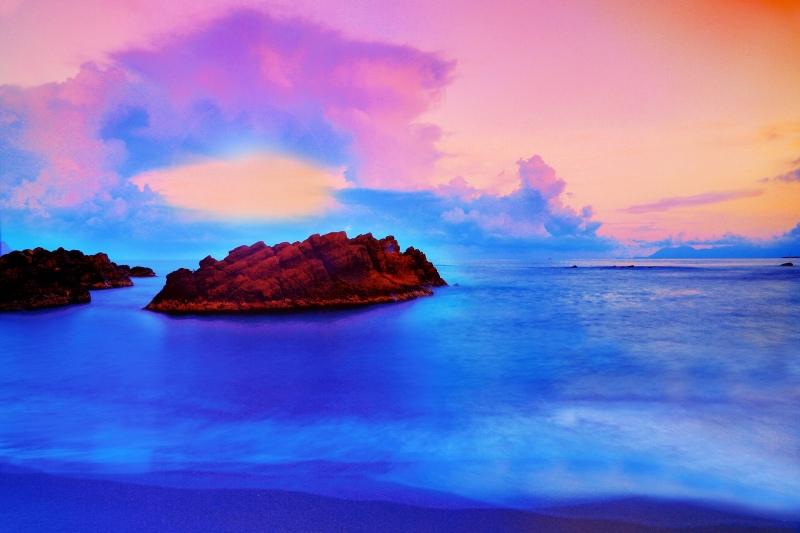 19宜蘭外澳海岸之美