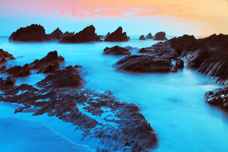 17宜蘭外澳海岸之美