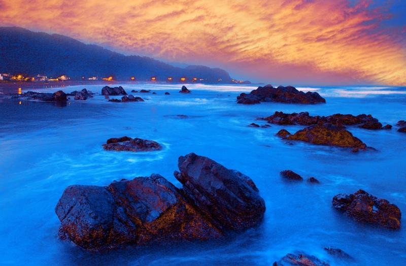 16宜蘭外澳海岸之美