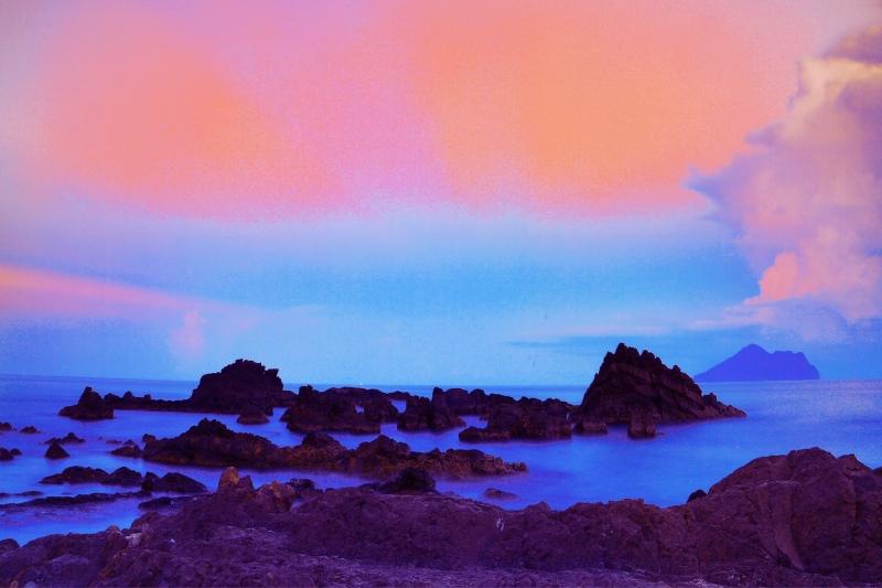 18宜蘭外澳海岸之美