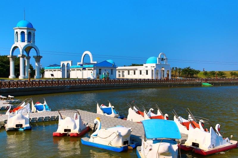 1新竹南寮漁港之美