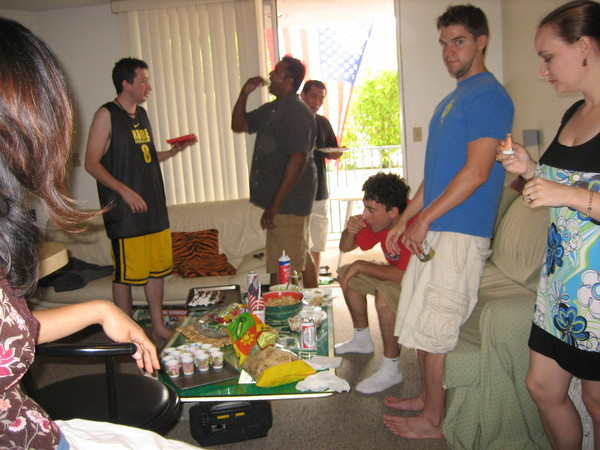 2007 4th of July party picture